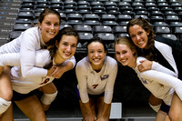 UE Volleyball vs. Wichita State - Oct 5 2013
