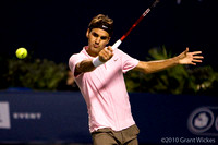 Rogers Cup Tennis - Roger Federer - Aug 13 2010