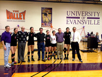 2013-11 UE Volleyball Senior Weekend Photos